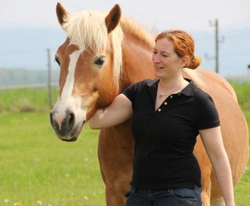 Coching mit Pferden - Mareike Ahrend