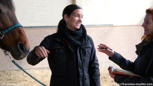 Unternehmen - Coaching mit Pferden